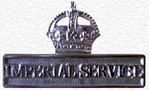 Imperial Service Badge